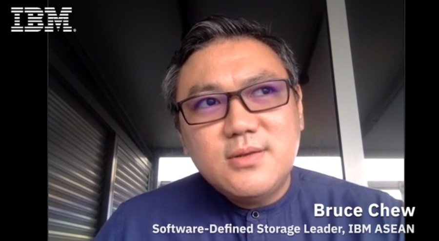 IBM Perceives the Increasing Demand for Software-Defined Storage Part 1.