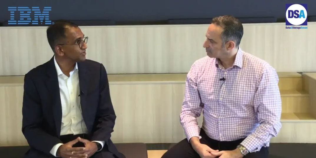Financial Services Companies  - Journey to Cloud with IBM's Devabalan Theyventheran Part 1.