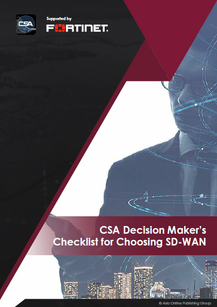 CSA Decision Maker's Checklist for Choosing SD-WAN supported by Fortinet.pdf