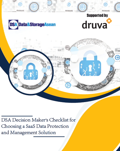 DSA Decision Maker's Checklist for Choosing a SaaS Data Protection and Management Solution Supported by Druva.pdf