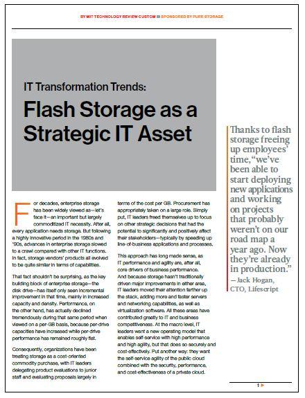 MIT Technology Review: Flash Storage as a Strategic IT Asset.pdf