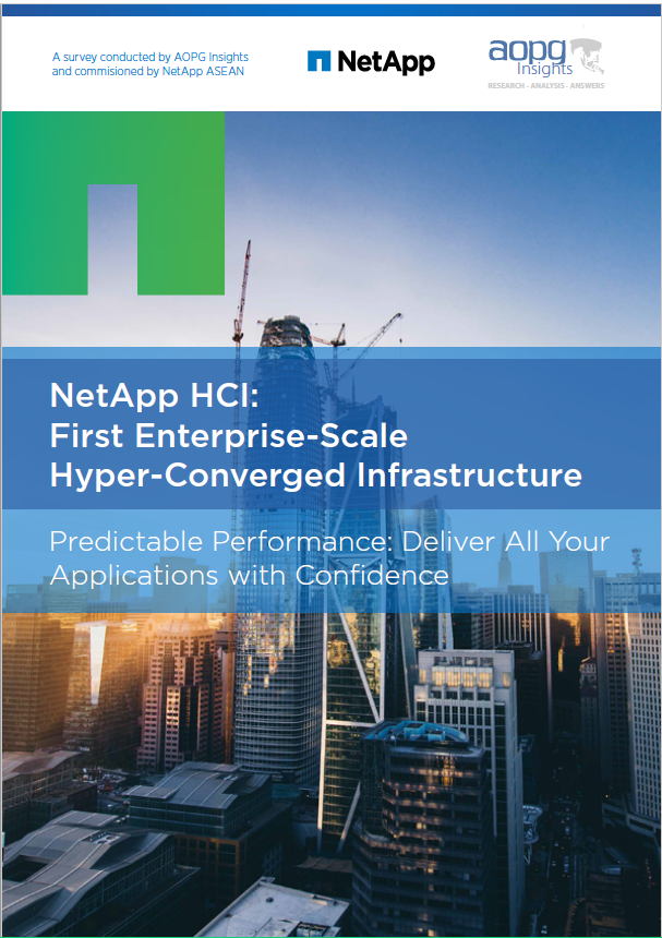 NetApp HCI: First Enterprise-Scale Hyper-Converged Infrastructure Survey Report.pdf