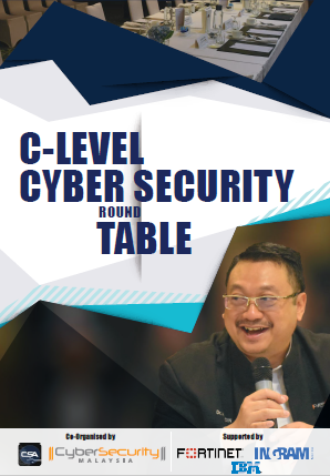 C-Level Cyber Security Round Table Supported by Ingram Micro, Fortinet & IBM.pdf