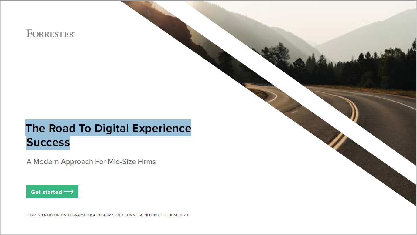 The Road To Digital Experience Success (SG).pdf