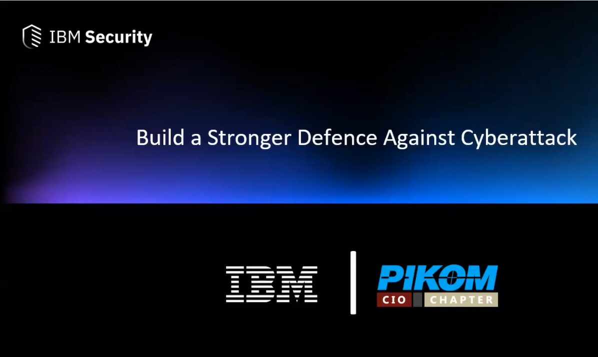 Build a strong defence against cyberattack.