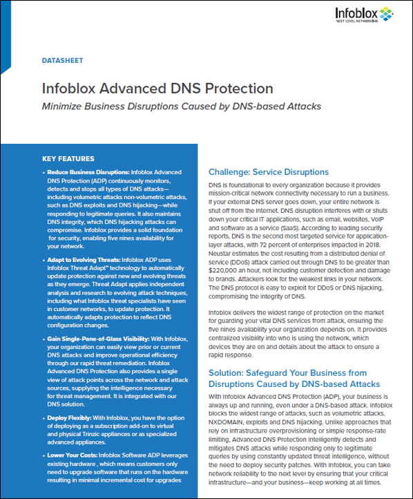 Infoblox Advanced DNS Protection.pdf
