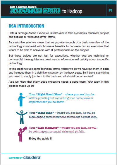 DSA Executive Guide to Hadoop Supported by Cloudera.pdf