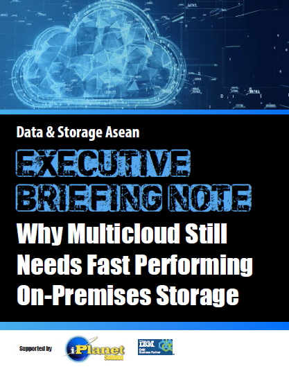 DSA Executive Briefing Note to Why Multicloud Still Needs Fast Performing On-premises Storage.pdf