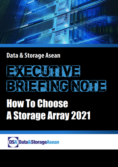 Executive Briefing Note: How To Choose A Storage Array 2021 (SG).pdf