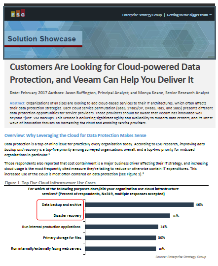 Customers Are Looking for Cloud-powered Data Protection, and Veeam Can Help You Deliver It.pdf