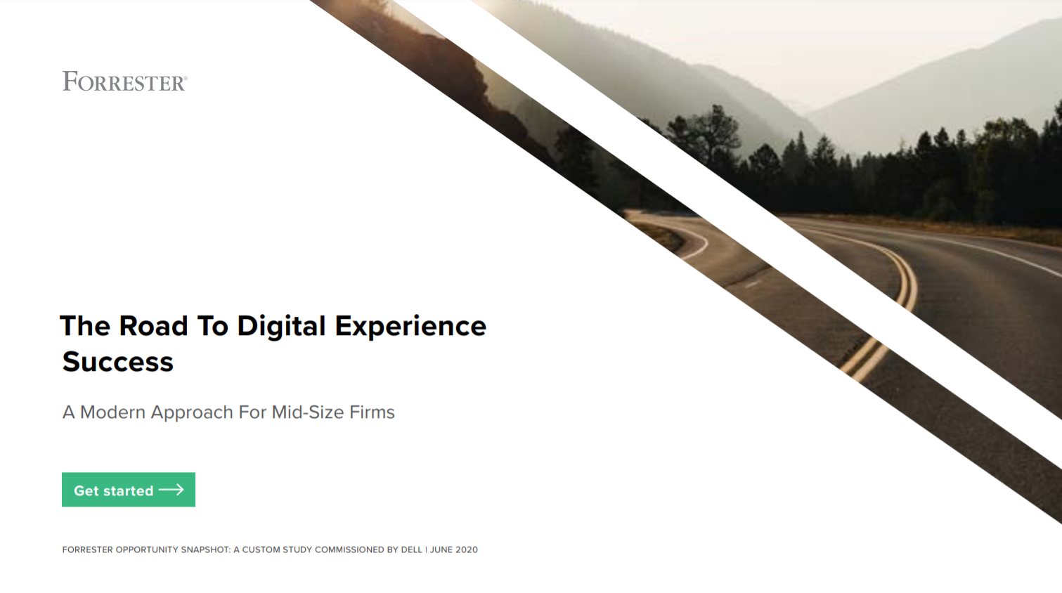 FORRESTER: THE ROAD TO DIGITAL EXPERIENCE SUCCESS - A MODERN APPROACH FOR MID-SIZE FIRMS (MY).pdf