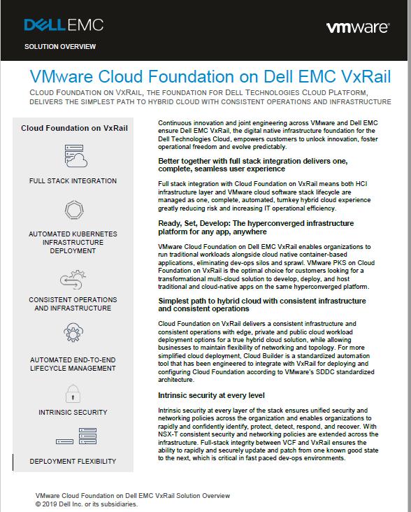 VMware Cloud Foundation on Dell EMC VxRail -MY.pdf