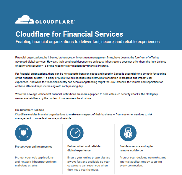Cloudflare for Financial Services.pdf