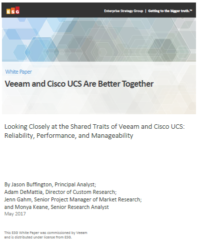 Veeam and Cisco UCS Are Better Together.pdf
