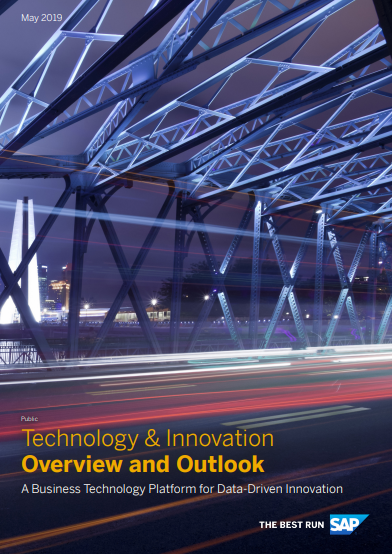 Technology & Innovation Overview and Outlook -  A Business Technology Platform for Data-Driven Innovation.pdf
