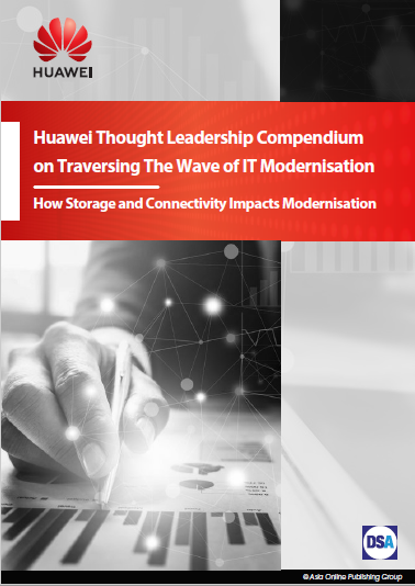 Huawei Thought Leadership Compendium on Traversing The Wave of IT Modernisation - How Storage and Connectivity Impacts Modernisation.pdf