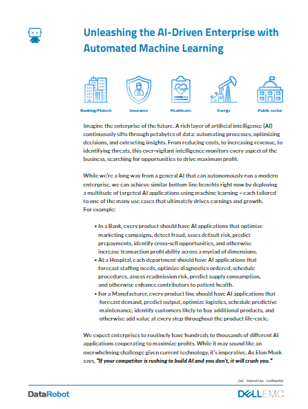 Unleashing the AI-Driven Enterprise with Automated Machine Learning.pdf