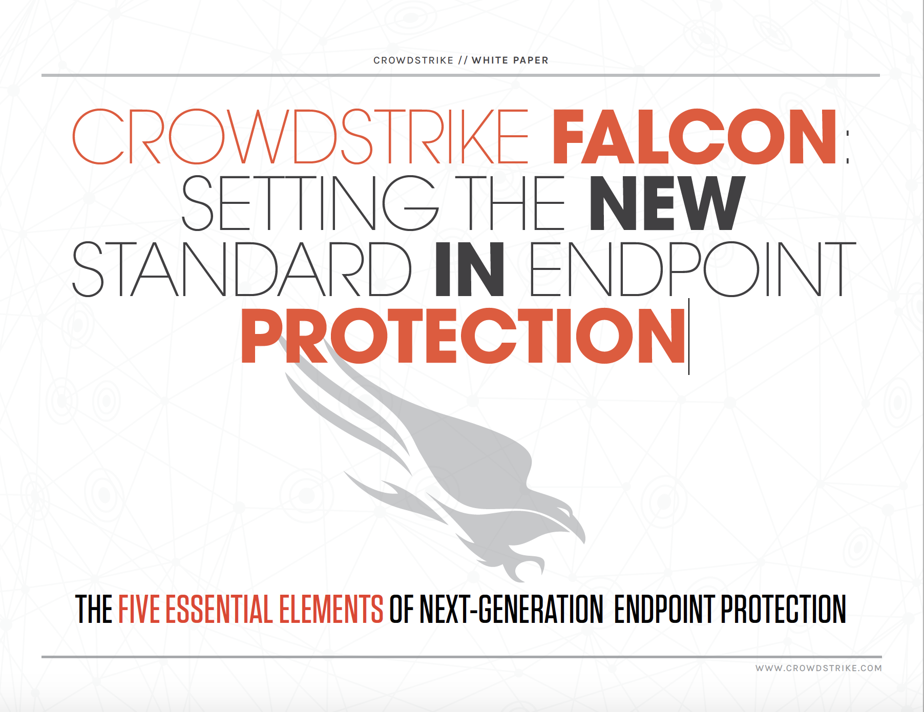 CROWDSTRIKE FALCON: SETTING THE NEW STANDARD IN ENDPOINT PROTECTION.pdf
