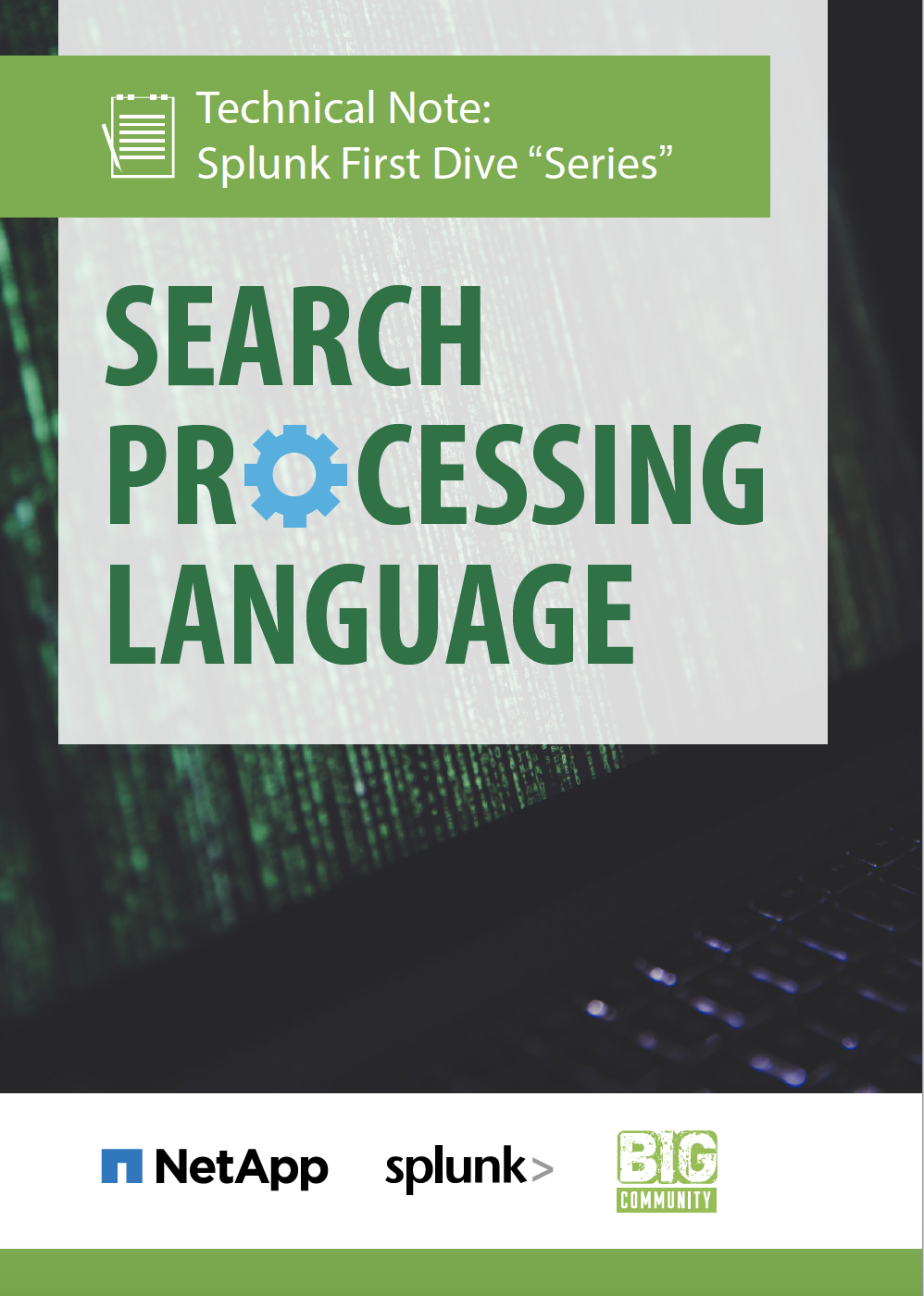 Technical Note: Splunk First Dive Series on Search Processing Language.pdf