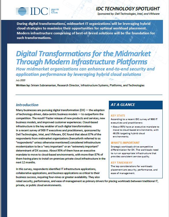 Digital Transformations for the M id market Through Modern Infrastructure Platforms(SG).pdf