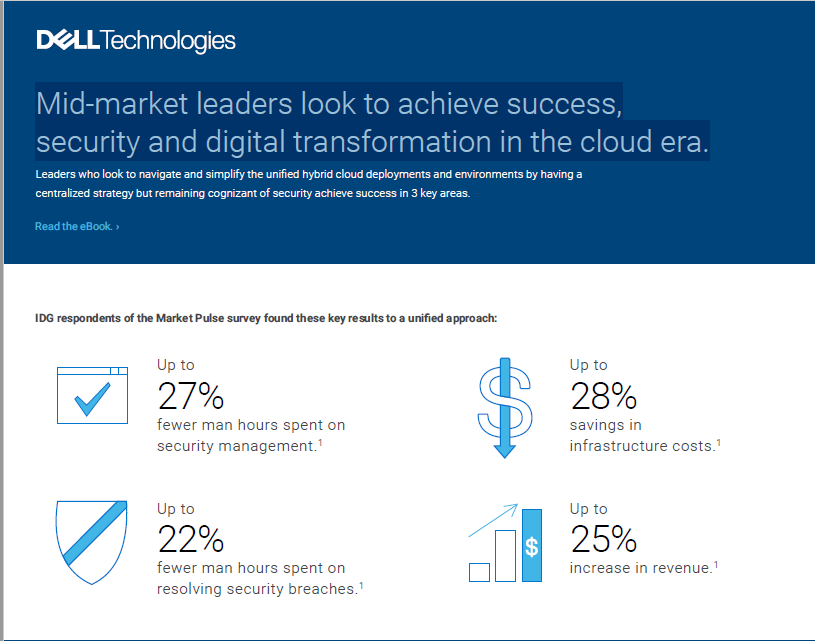Dell Technologies-Mid-market leaders look to achieve success, security and digital transformation in the cloud era -SG.pdf