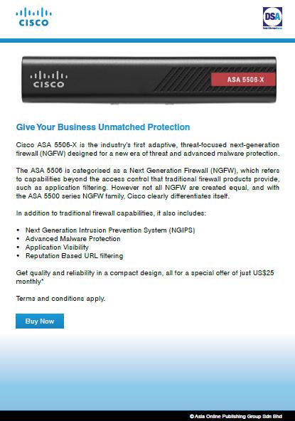 Cisco ASA 5506 - DSA Executive Level Review.pdf