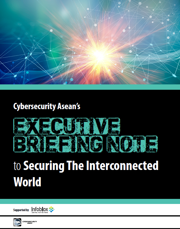 Cybersecurity Asean Executive Briefing Note to Securing The Interconnected World.pdf