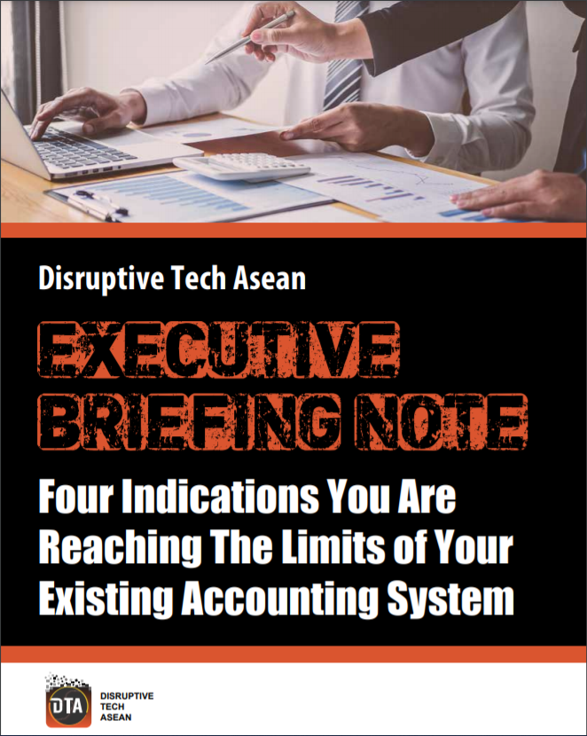 [Executive Briefing Note] Four Indications You Are Reaching The Limits of Your Existing Accounting System.pdf