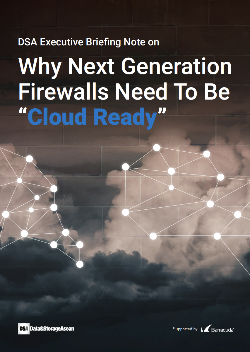 "DSA Executive Briefing Note on Why Next Generation Firewalls Need To Be ""Cloud Ready"".pdf"