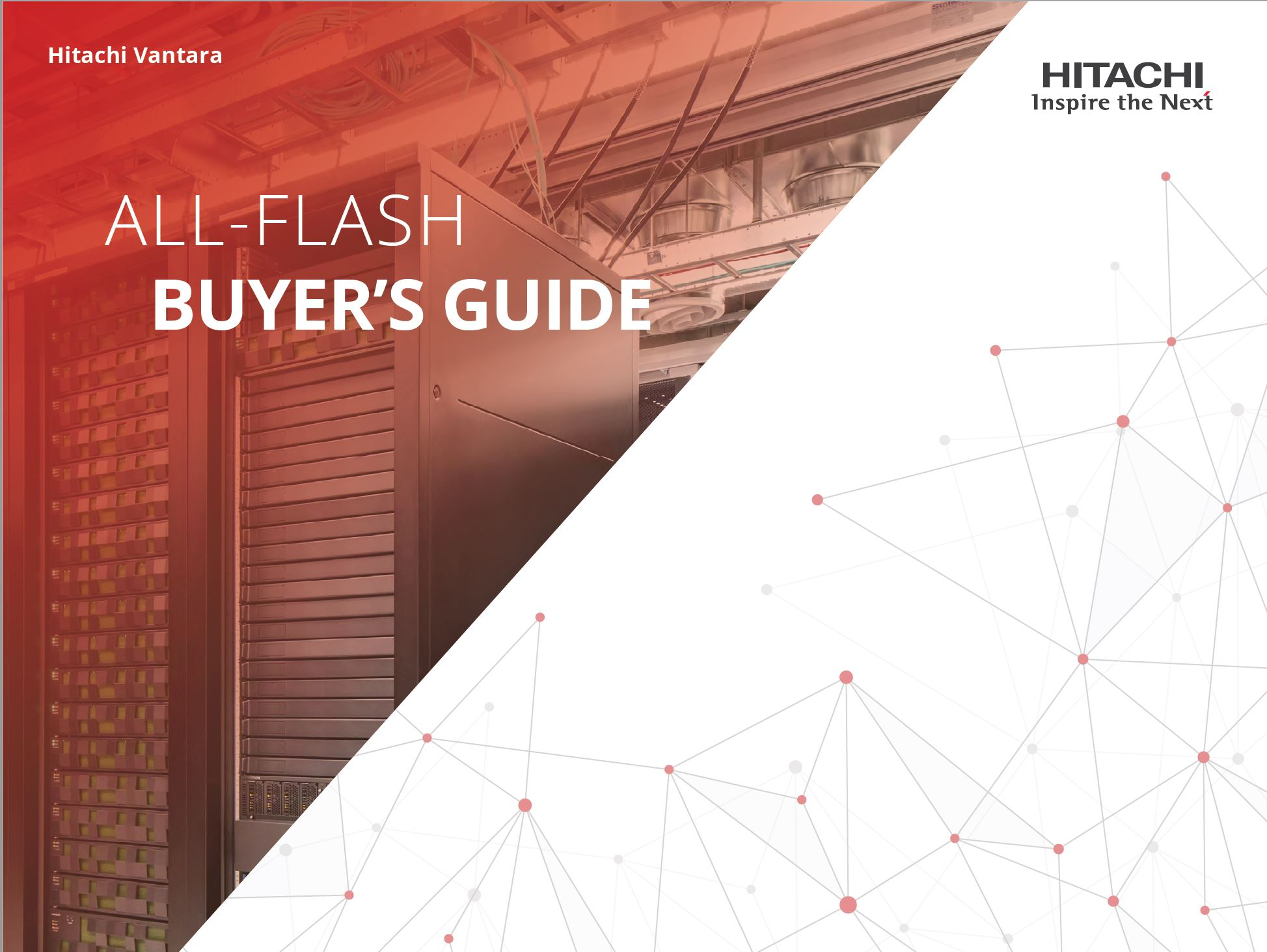 All-Flash Buyer's Guide: 5 Reasons to Select Hitachi Vantara for All-Flash Solutions.pdf