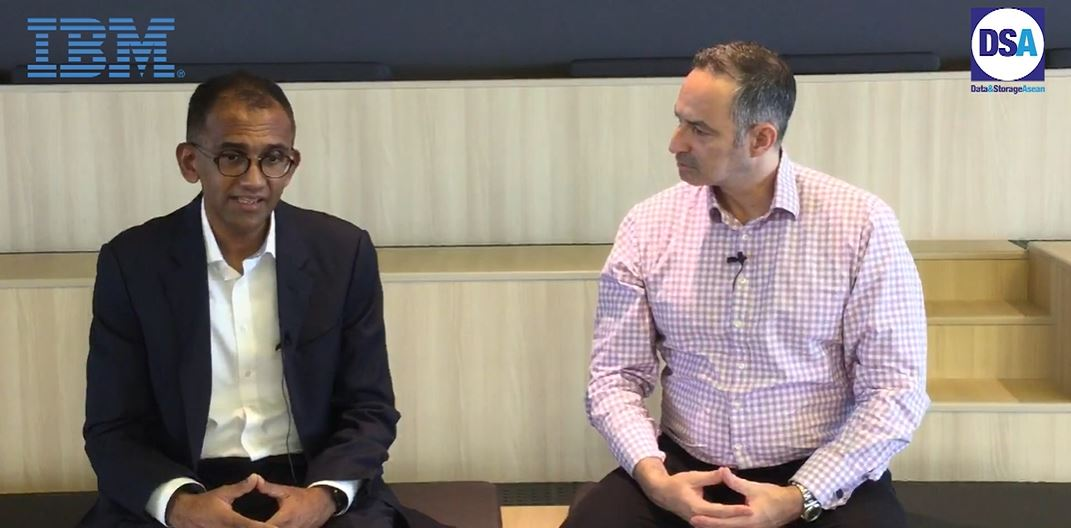 Financial Services Companies  - Journey to Cloud with IBM's Devabalan Theyventheran Part 3.