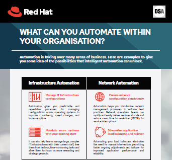 Red Hat Infographic on What Can You Automate Within Your Organisation.pdf
