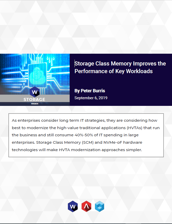 Storage Class Memory Improves the Performance of Key Workloads - IND.pdf