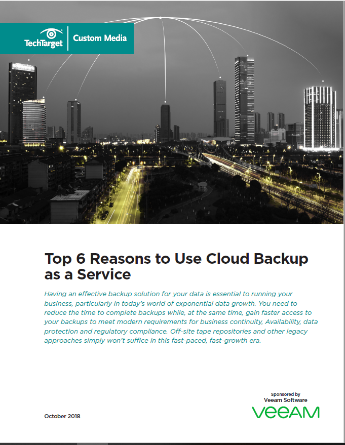 Top 6 Reasons to Use Cloud Backup as a Service.pdf