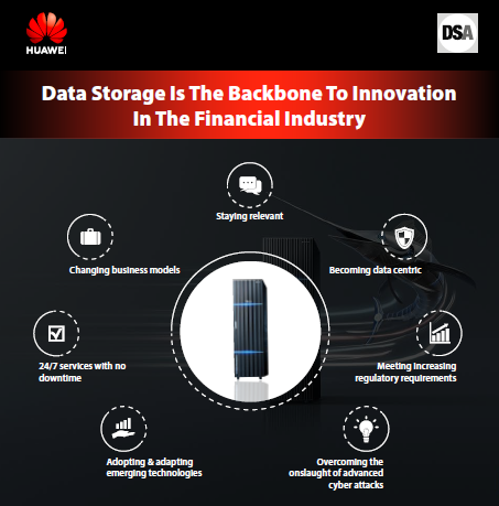 Huawei Infographic on Data Storage Is The Backbone To Innovation In The Financial Industry.pdf