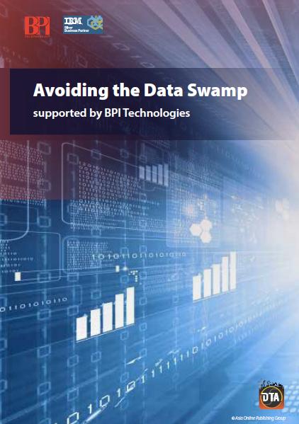 Avoiding the Data Swamp Supported by BPI Technologies.pdf