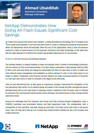 NetApp Demonstrates How Going All-Flash Equals Significant Cost Savings.pdf