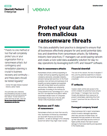 Ransomware: Prevention is Only Part of the Solution.pdf
