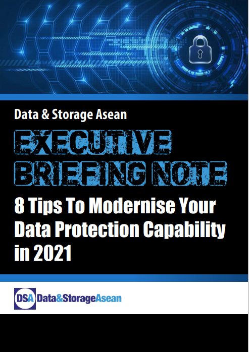 Executive Briefing Note: 8 Tips To Modernise Your Data Protection Capability in 2021 (SG).pdf