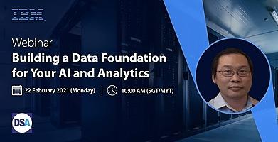 IBM Q1 Storage for AI & Analytics Webinar Registered.