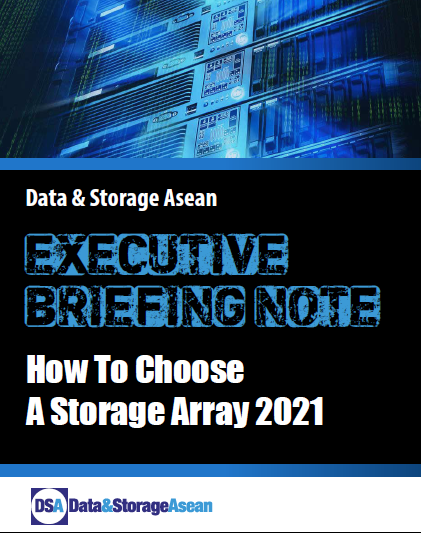 Executive Briefing Note: How To Choose A Storage Array 2021.pdf