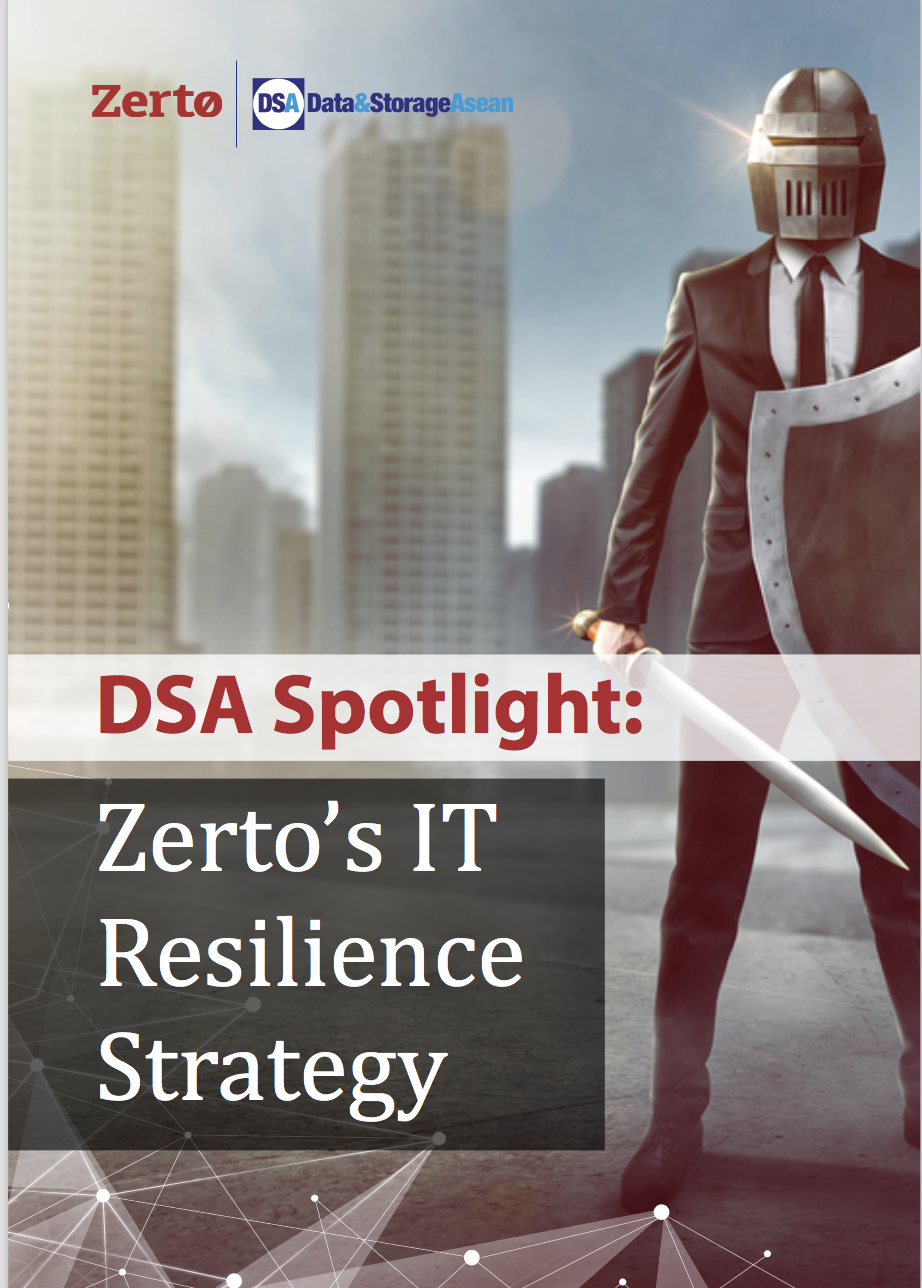 DSA Spotlight on Zerto's IT Resilience Strategy.pdf