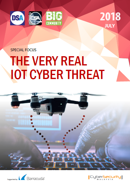 July Special Focus - The Very Real IoT Cyber Threat supported by Barracuda.pdf