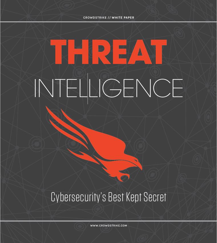 THREAT INTELLIGENCE: Cybersecurity's Best Kept Secret.pdf