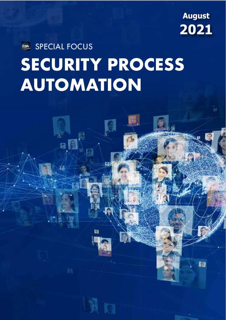 August 2021 Special Focus: Security Process Automation.pdf