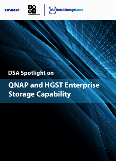 DSA Spotlight on QNAP and HGST Enterprise Storage Capability.pdf