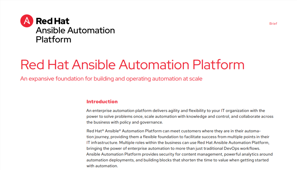 Red Hat Ansible Automation Platform.pdf