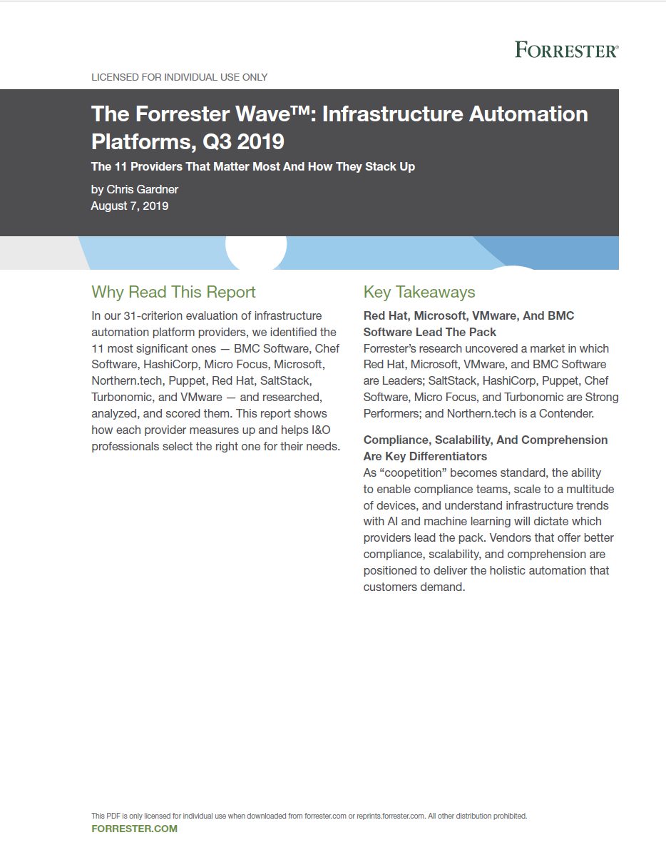 The Forrester Wave™: Infrastructure Automation Platforms, Q3 2019.pdf