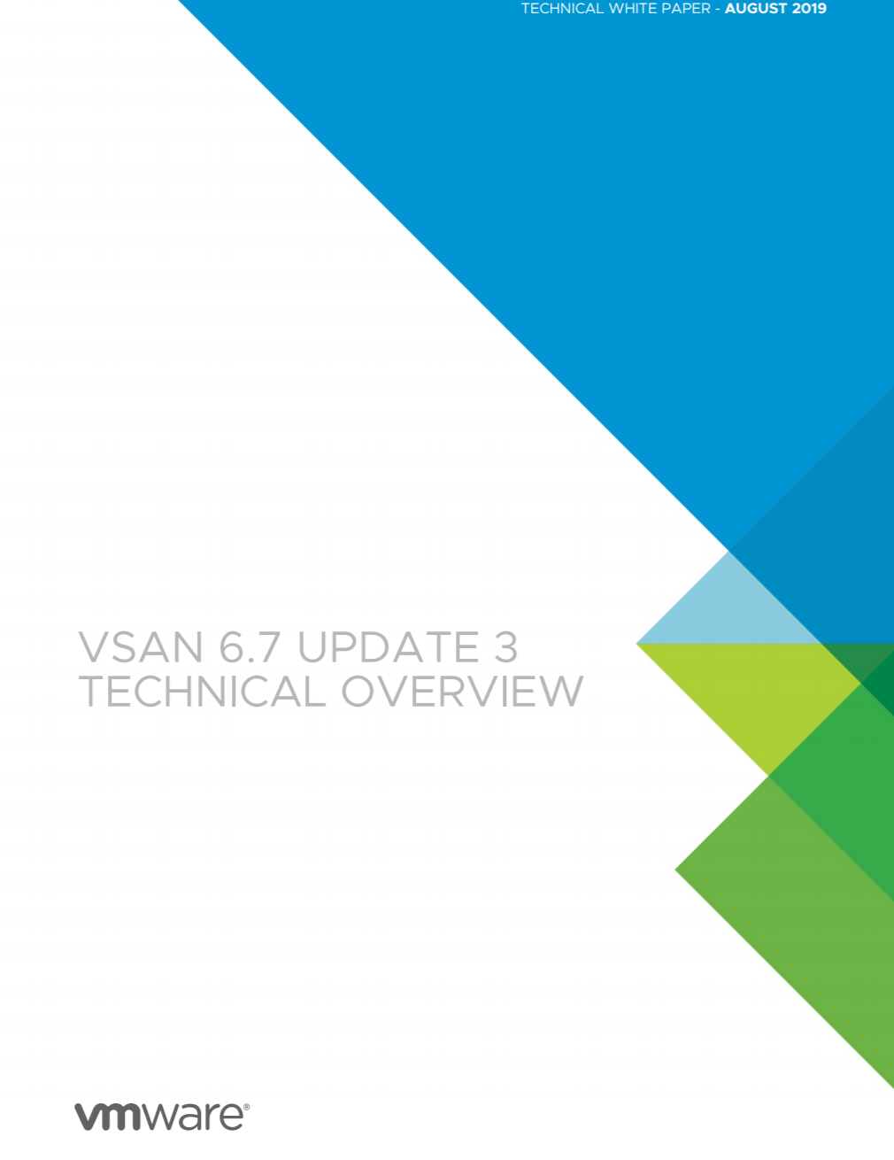 vSAN 6.7 Update 3 Technical Overview.pdf