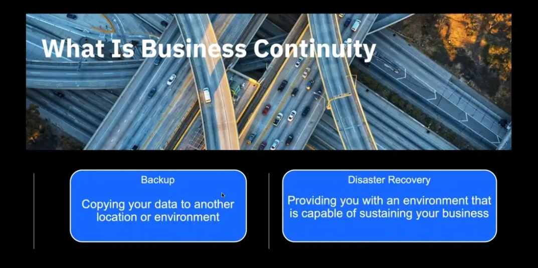 Webinar: Business Continuity - Prepared for the Unexpected - Immediately enable a remote workforce on IBM Cloud MY.